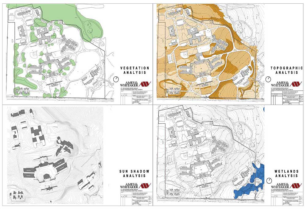 Master Planning by Ames and Whitaker Southington CT